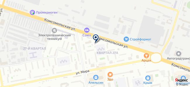 ДЭМ, ООО на карте