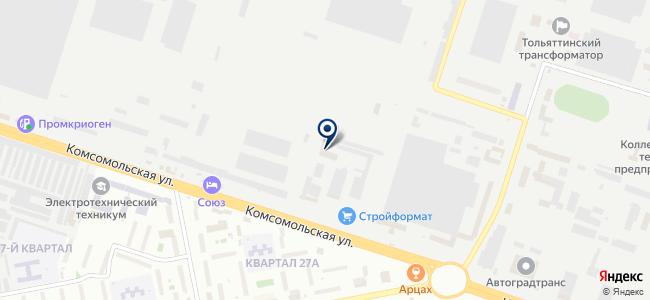 Центрстрой, ООО на карте