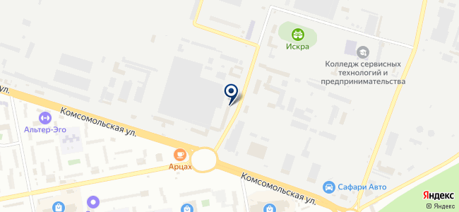 Лайт Проф Поволжье, ООО на карте