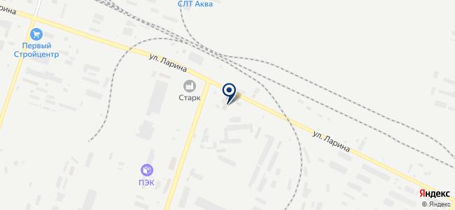 Росвэн на карте