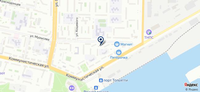 Свет-Сервис на карте