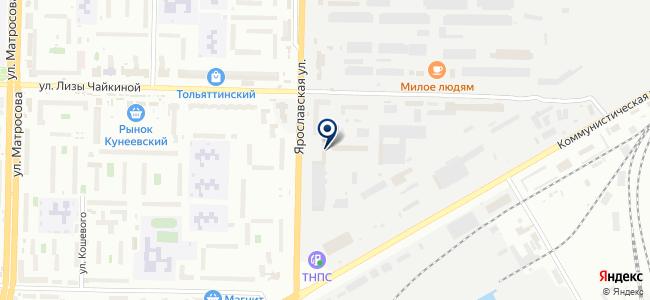 СтройМиг, ООО на карте