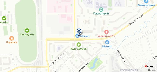 Макси шоп на карте