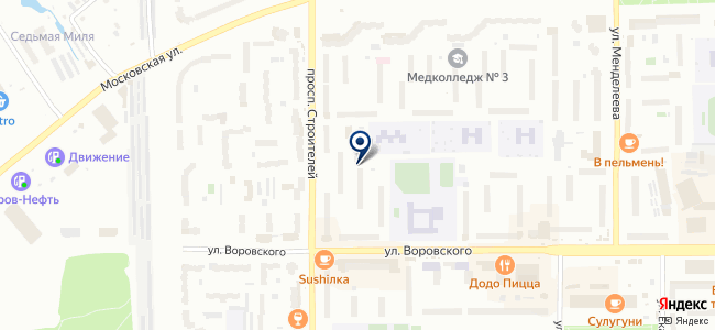 КабельСнабСервис, ООО на карте