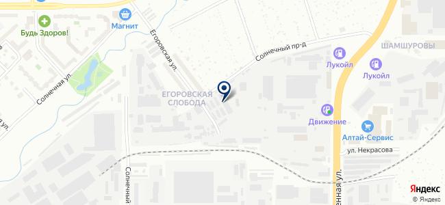 Электросвязьмонтаж, ООО на карте