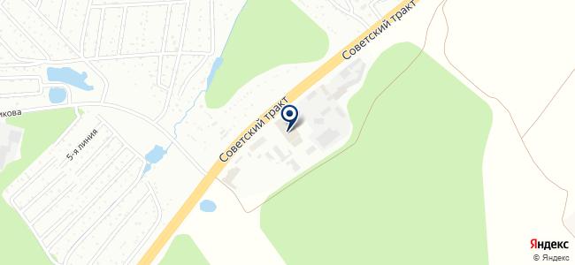 Энергоснабжение, ООО на карте