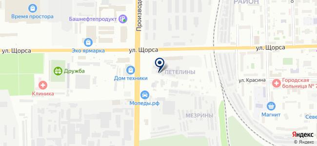 KAB Электроника на карте