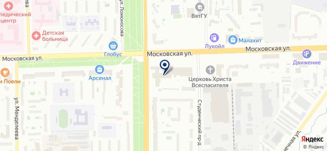 ВиКрон, ООО на карте