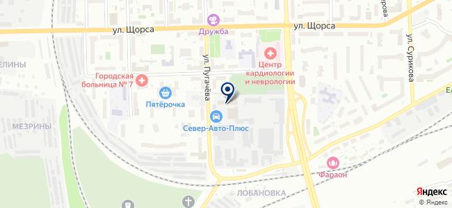 Ставр Kolner на карте