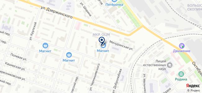 Stern-Киров на карте