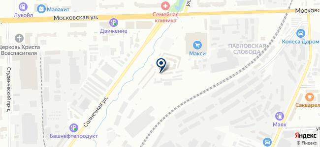 Водяной на карте