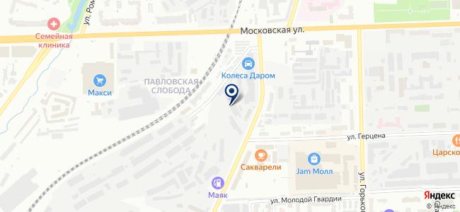 Сантехник-Сервис, ООО на карте