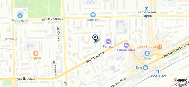Энергостройкомплект, ООО на карте