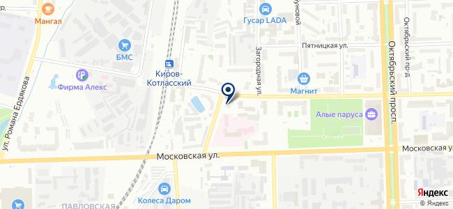 UZnur на карте