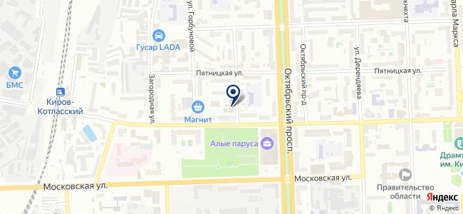 Промпоставка-К, ООО на карте