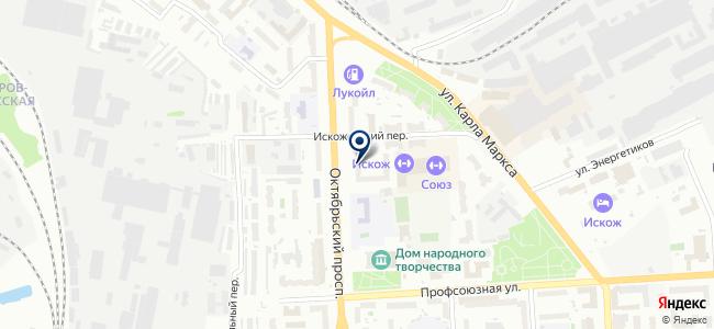Оберегъ-СБ, ООО на карте