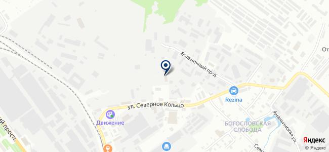 Зес, ООО на карте