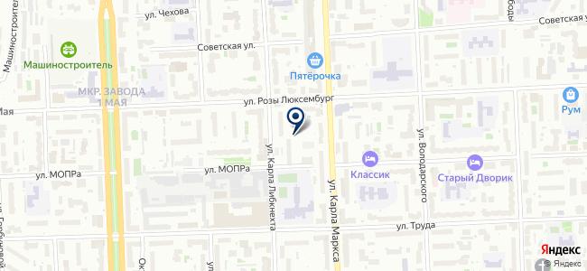 Кадницы-на-Вятке, ЗАО на карте