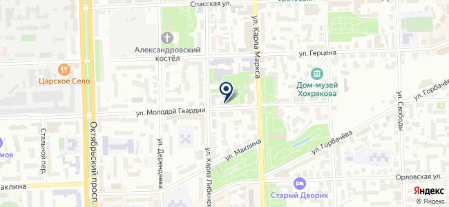 АСПЕКТ-СЕТИ, ООО на карте
