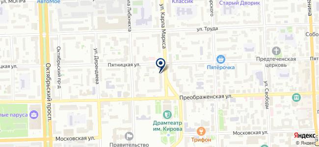 Электро-ТМ, ООО на карте