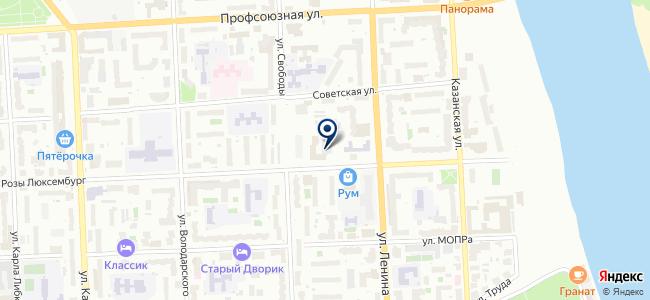 Киров-ЭТИМ на карте