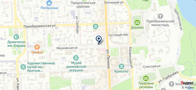 Леконт, ООО на карте