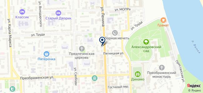 Отопитель на карте