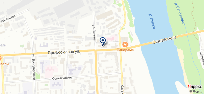 Stels на карте