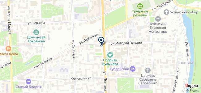 Информэкосервис, ООО на карте