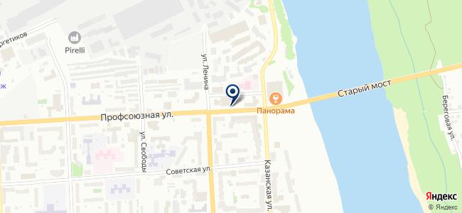 ЭЛЕКТРОИСТОЧНИК, ООО на карте