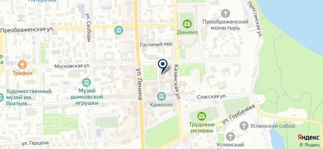 Комплект-сервис, ООО на карте