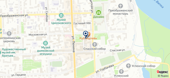 Русь Телеком на карте