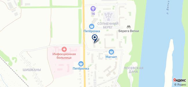 Сантехмаркет на карте