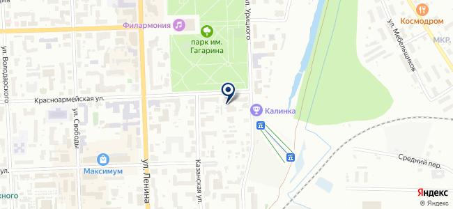 СанТехТорг, ООО на карте
