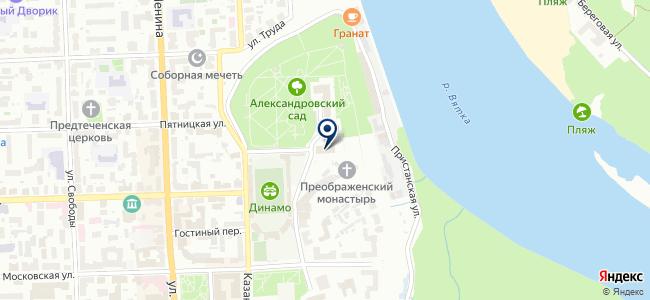 Пожарная техника, ООО на карте