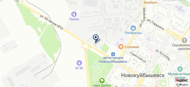СЭМ, ООО на карте