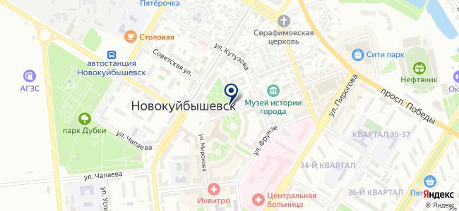 Электросвет, ООО на карте