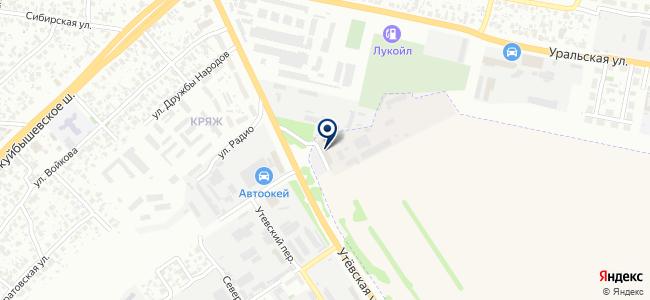 Форэнерго-Волга, ООО на карте