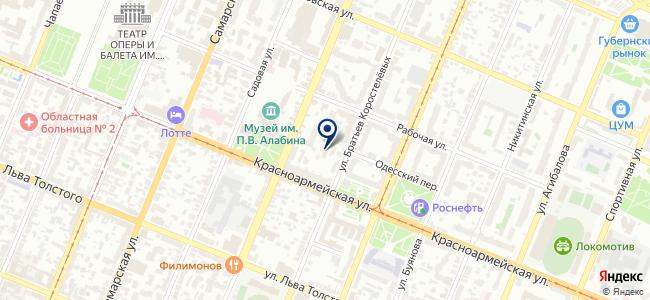 ЭСПО, ООО на карте