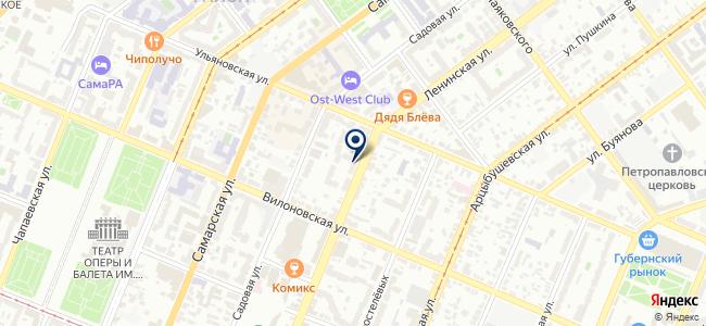 Вега Инструментс на карте