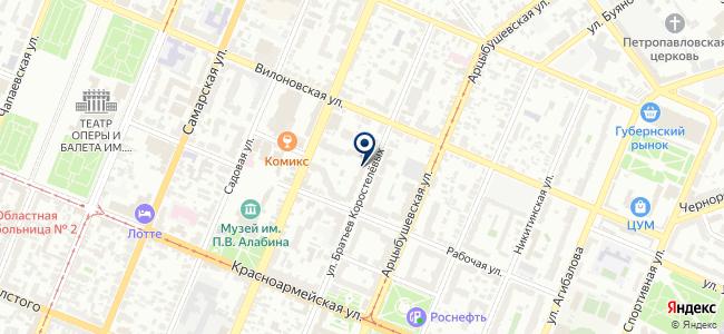 Машстройкомплект, ООО на карте