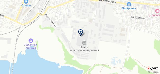 Эколос про, ООО на карте
