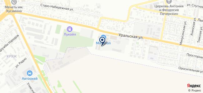 Электропривод, ООО на карте