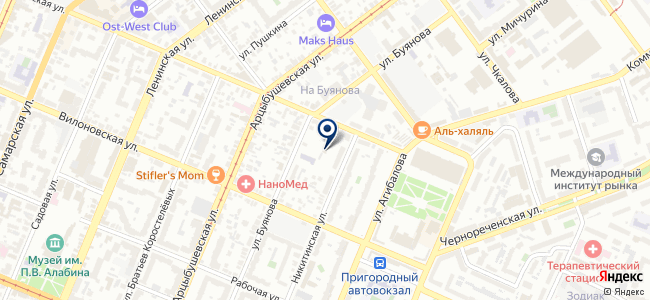 Аваль, ООО на карте
