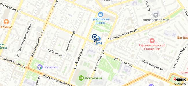 Электа, ООО на карте