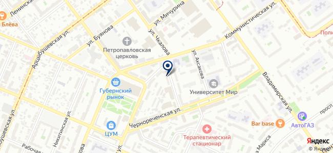 Волгаэлектромаркет, ООО на карте