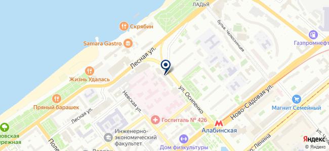 Насосы-Самара, ООО на карте
