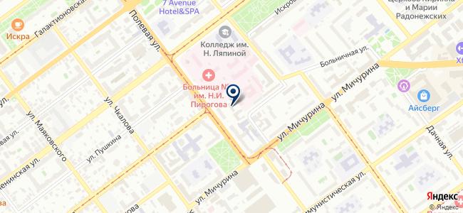 СУ-3, ЗАО на карте
