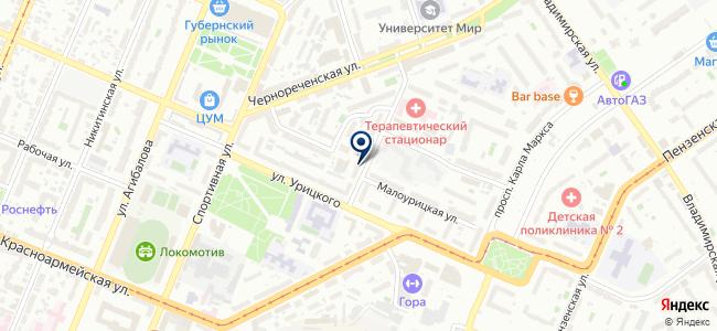 Вотан, ООО на карте