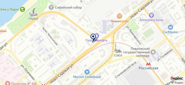 НаноЭкоПром-Самара, ООО на карте